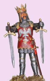 Figura króla Jagiełły